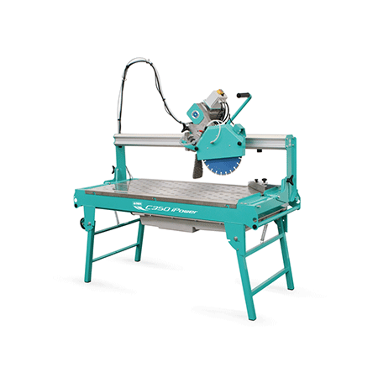 Picture of IMER C350 iPOWER | Tile Cutter | 1Ph-230V-50Hz-2.5kW-WB-Laser