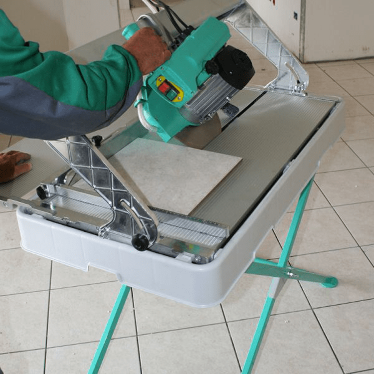 Picture of IMER COMBI 250-600 Tile Saw 1Ph-230V-50Hz-1.5kW-WB-WT