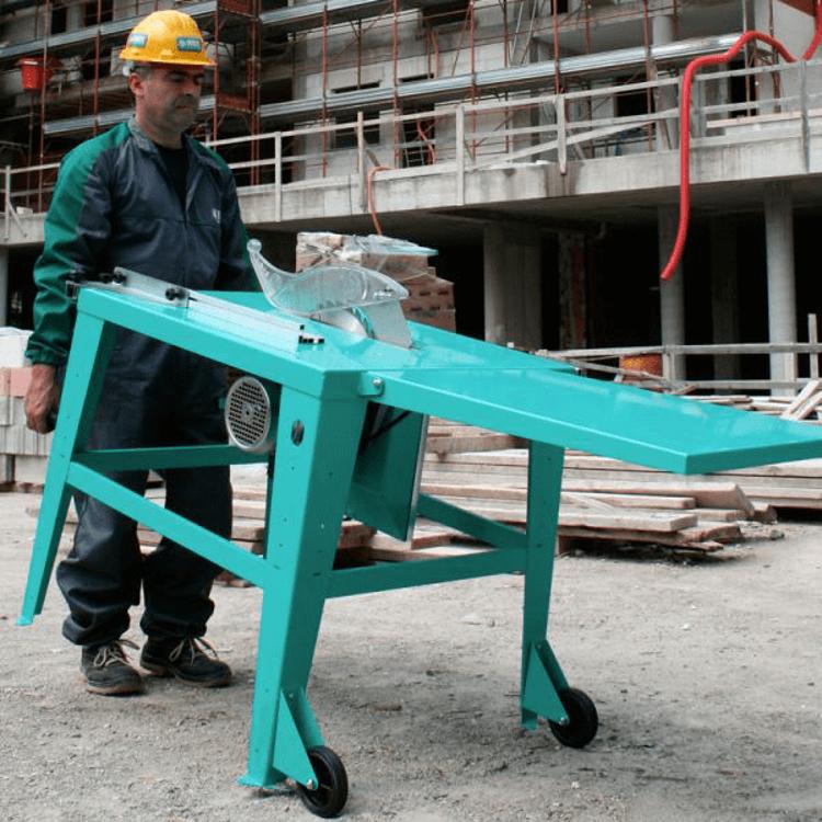 Picture of IMER H110 VRT |  Wood Cutter | 3Ph-400V-50Hz-3.0kW-WB-WT