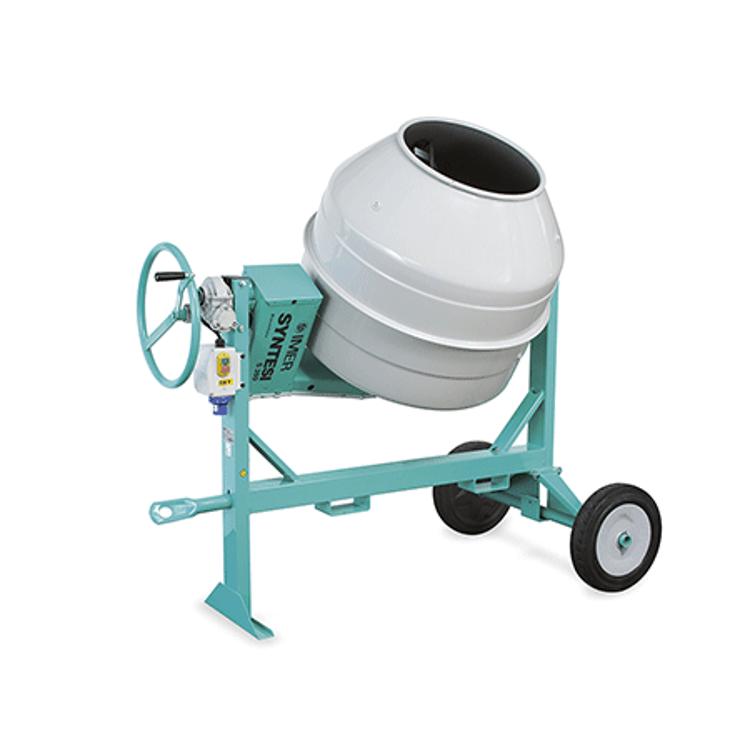 Picture of IMER SYNTESI 250 |  Concrete Mixer |  1Ph-230V-50Hz-1.0kW-2W