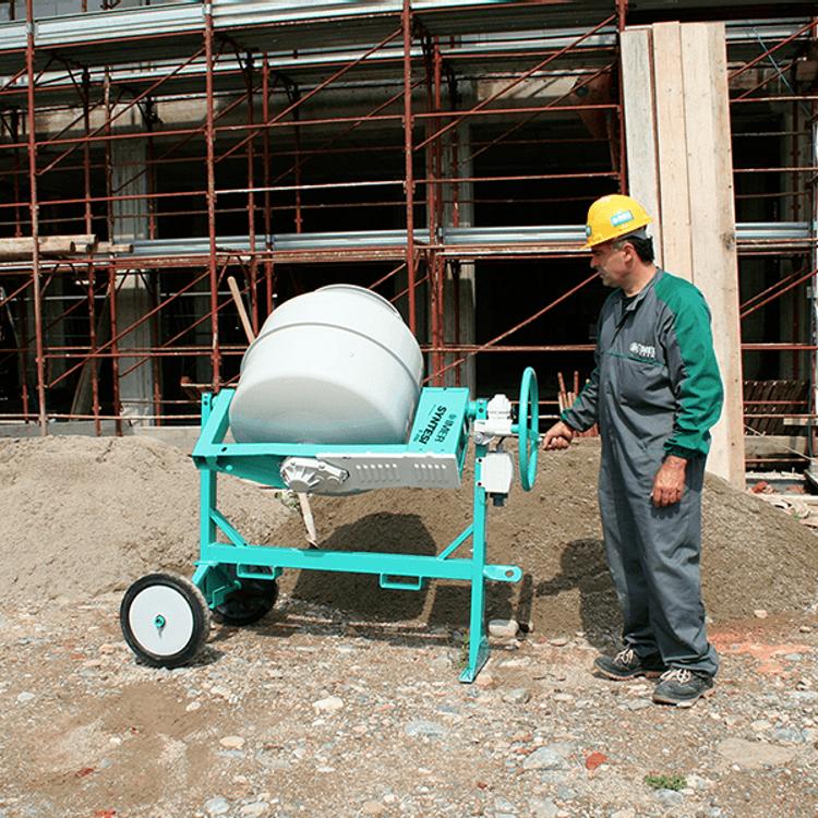 Picture of IMER SYNTESI 350 | Concrete Mixer |  1Ph-230V-50Hz-1.4kW-2W
