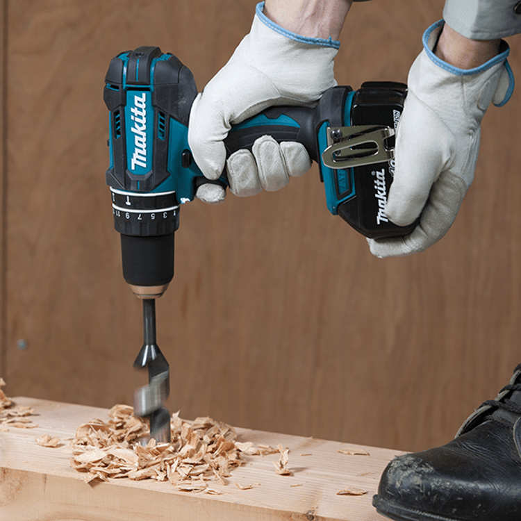 Picture of Makita | DHP482RTJ | Cordless hammer Driver Drill 13mm (1/2'') for 18v Li-ion