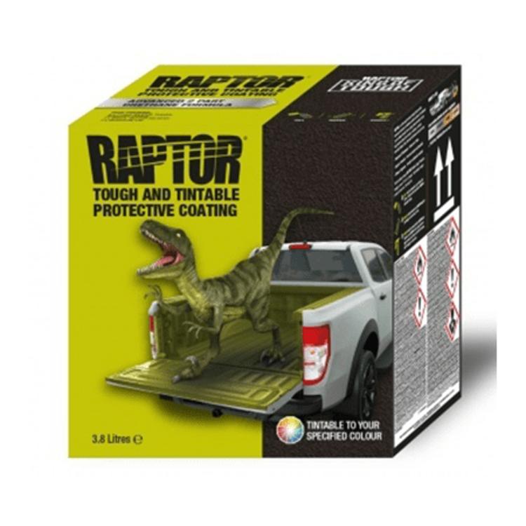 Picture of Coatings |Raptor Black Set | UPOL