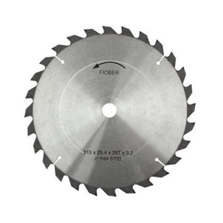IMER BLADE Ø 315 mm x 3 Z = 28 for Wood Cutter H110