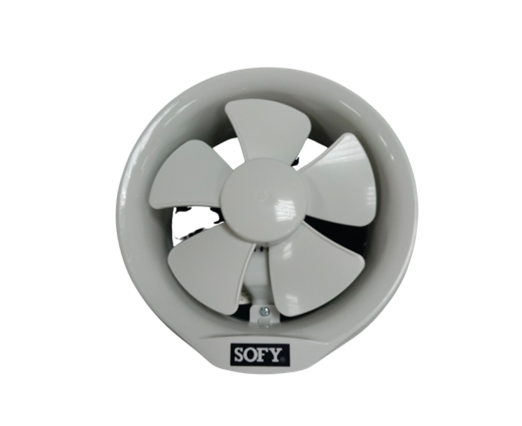 6 Inch Exhaust Fan | Circular  | Domestic