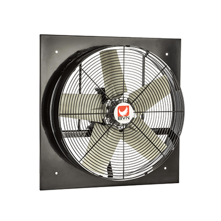 Exhaust Fan | Square | Wall Mounted | 24 Inches | Three Phase